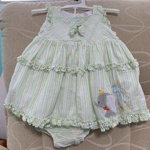 Dumbo Dress Set